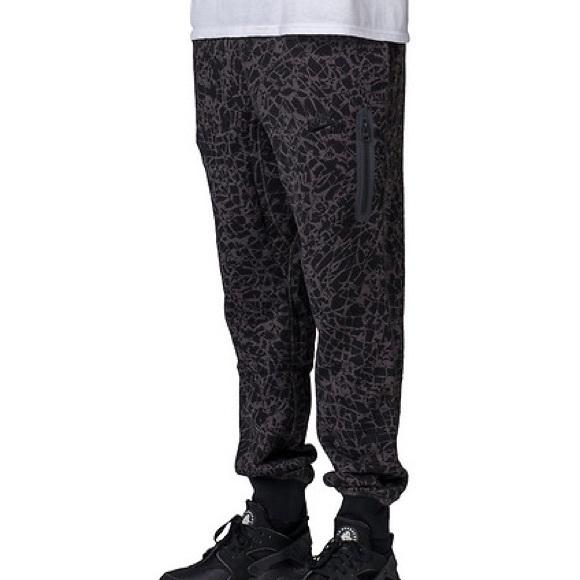 6205fe50afb5 Nike Air Pivot Cuff Camo Pants XXL